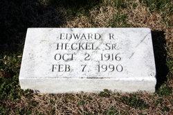 Edward R. Heckel, Sr