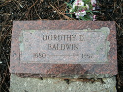 Dorothy Dimples Dottie <i>Duffield</i> Baldwin