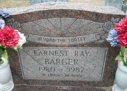 Earnest Ray Barger