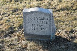 Henry Yeager Gable
