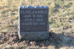 Elsie J. <i>Welliver</i> Gable