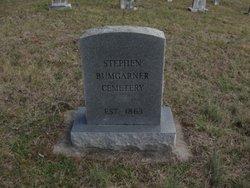 Stephen Bumgarner Cemetery