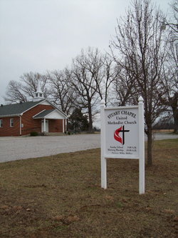 Stuart Chapel Cemetery