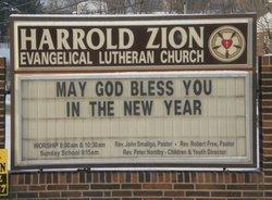 Harrold Zion Lutheran Cemetery