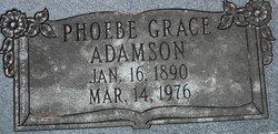 Pheobe Grace Adamson