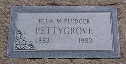 Ella May Pettygrove
