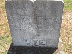 Mary Caroline <i>Skelton</i> Dye