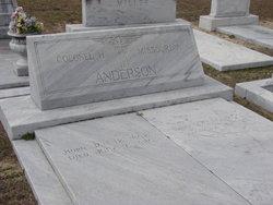 Missouri Ann Virginia <i>Jones</i> Anderson