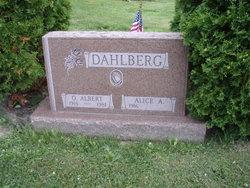 Alice A Dahlberg