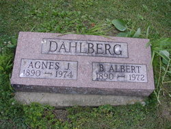 Agnes J Dahlberg