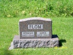 Anna <i>Gulbrandson</i> Flom