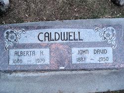 Alberta Alder <i>Hudson</i> Caldwell