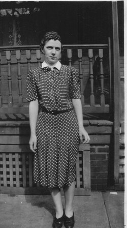 Nellie Almeda <i>Buxton</i> Potteiger