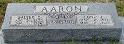Walter Daniel Aaron