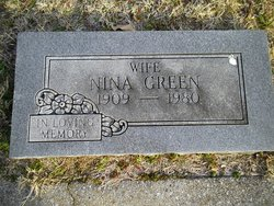 Nina <i>Warren</i> Green