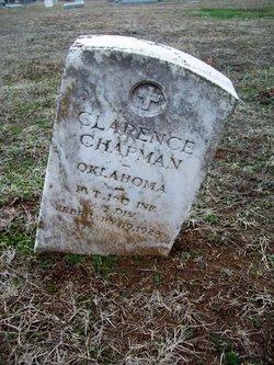 Clarence Chapman
