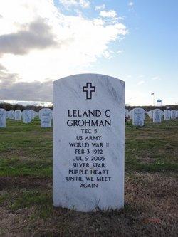 Leland C. Tex Grohman