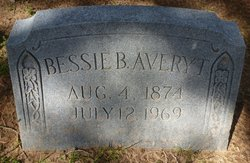 Bessie Belle <i>McCall</i> Averyt