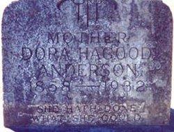 Theodosia Ernestine Dora <i>Hagood</i> Anderson