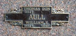 William E Bill Aull