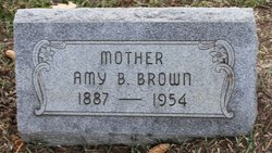 Amy Blanche Brown