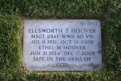 Sgt Ellsworth Zwingly Hoover