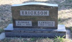 Elinore Karna Joyce <i>Nelson</i> Erickson