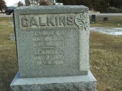 Clarissa <i>Bartow</i> Calkins