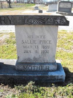 Sallie <i>Price</i> Barry