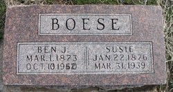 Benjamin Boese
