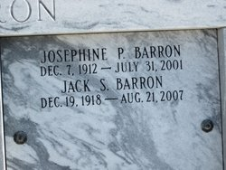 Jack Stanford Barron