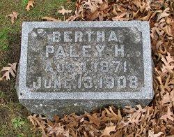 Bertha <i>Paley</i> Hurn