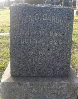 Helen J <i>Coffield</i> Gardner