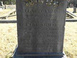 Willard Armsby