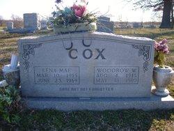 Lena Mae <i>Winston</i> Cox