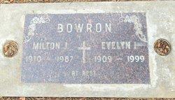 Evelyn I Bowron