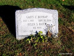 Gaius C Burnap