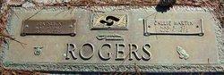 Callie <i>Martin</i> Rogers