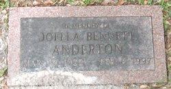 Joella Bennett <i>Bennett</i> Anderton