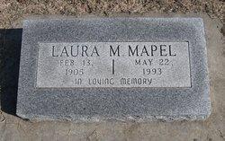 Laura Margaret <i>Klein</i> Mapel
