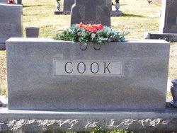 Mertie Mae <i>Arrington</i> Cook