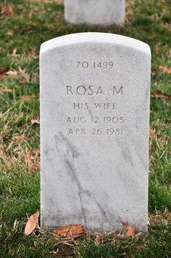 Rosa M Glover