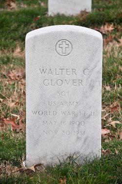 Walter C Glover
