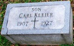 Carl Kleier