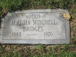 M Lydia <i>Mitchell</i> Bridges