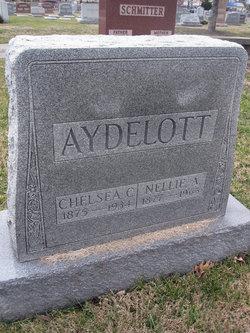 Nellie Mae <i>Anderson</i> Aydelott