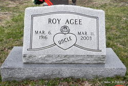 Roy Agee