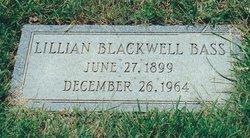 Lillian Gray <i>Blackwell</i> Bass