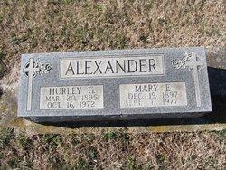 Hurley G. Alexander