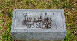Myrtle Tabetha <i>Bull</i> Hitchens